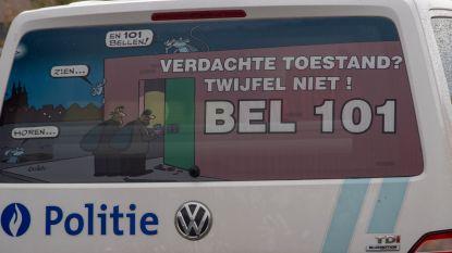 Inbrakengolf in politiezone Wetteren, Laarne en Wichelen