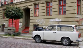 In 'Terug naar Berlijn' komt het Berlijn van de jaren vijftig tot leven