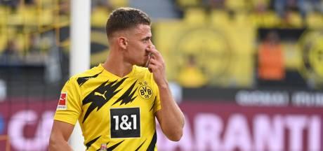 Dortmund remporte le derby de la Rhur et salue le retour de Thorgan Hazard