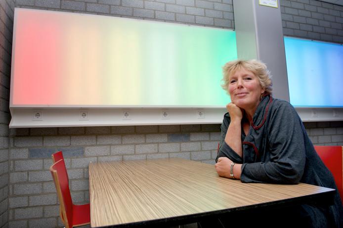Berni Drop neemt binnenkort afscheid als directeur van het Montessori College in Arnhem.