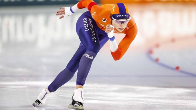 Leerdam pakt Europese sprinttitel na ijzersterke 1000 meter, brons voor Kok