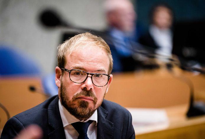 Pvda-kamerlid Gijs van Dijk. ANP BART MAAT