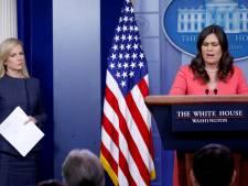 Restaurant stuurt woordvoerster Witte Huis weg