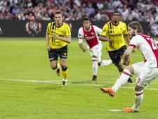 Ajax speelt frustratie van zich af tegen VVV-Venlo