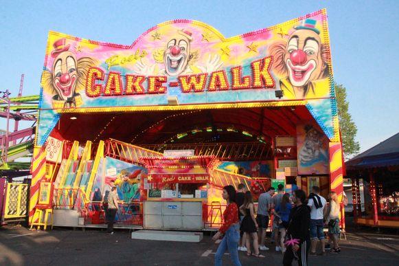 De Cakewalk