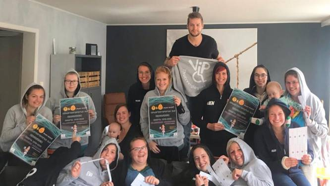 Nijlens thuisverplegingsteam genomineerd voor Nurse of the Year