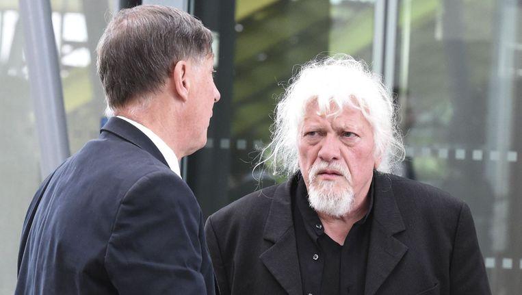 Jan Jacob met advocaat Jef Vermassen (Archiefbeeld 21/05)