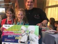 Sint Anthonis creatiefst met koken: prijs voor Amber, Noor en Niels