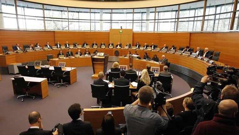 Internationaal Zeerechttribunaal Beeld ANP