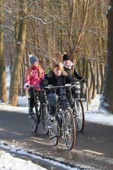 Koude week voor de boeg, morgen kans op natte sneeuw