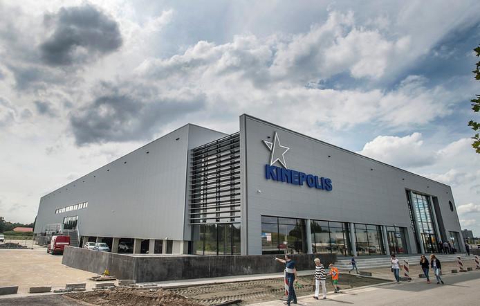 op terrein breepark is bioscoop kinepolis geopend in breda-foto : ron magielse / pix4profs