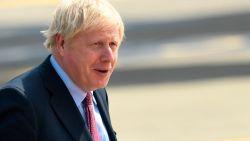 """""""Boris Johnson wil Brits parlement vijf weken sluiten"""""""