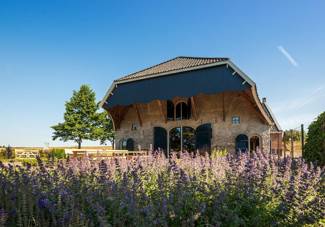 Vergadercentrum Vrij in Culemborg vormt het decor van de serie.