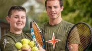 Broers moeten deze week niet naar school, en dat hebben ze te danken aan tenniskleppers als Goffin en Murray