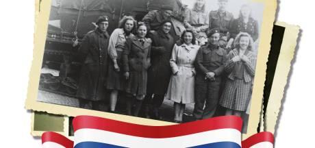 Diessen en Hilvarenbeek 75 jaar geleden bevrijd, 'Sensatie, sensatie, Tommy's in het dorp'