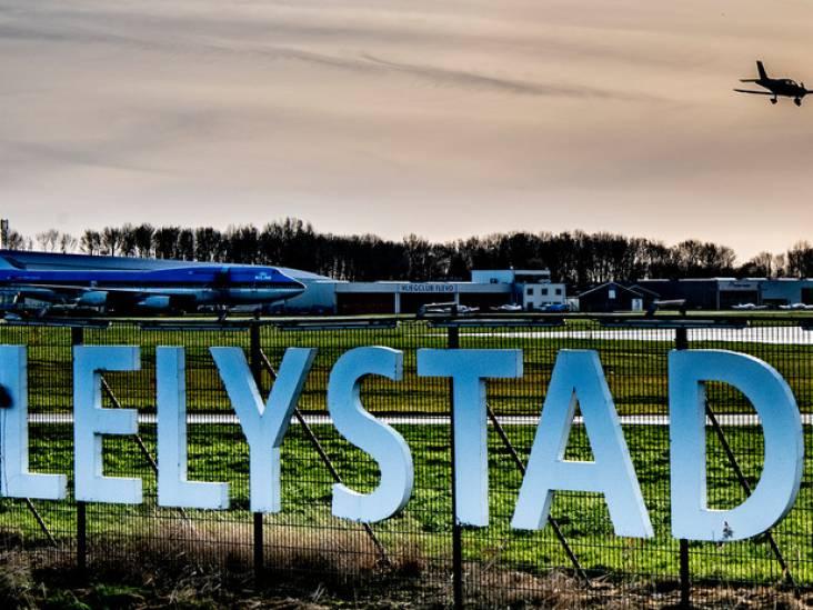 Noord-Veluwse gemeenten tegen opening Lelystad Airport