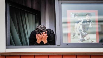 FOTO: Tioté sterft, het hersenletsel van jong Ajax-talent en afscheid in mineur van Buffon en Bolt: ook dit was 2017