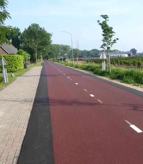 Deel fietspaden Leidschendam-Voorburg van tegels naar asfalt