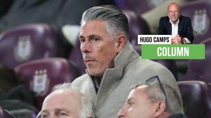 """""""Sportief directeur Michael Verschueren is bij de herschikking van het organigram uitgekleed tot boekhouder"""""""