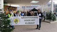 Limburgse klimaatgrootouders betogen in Hasseltse binnenstad