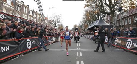 Gidey verpulvert wereldrecord 15 km bij Zevenheuvelenloop