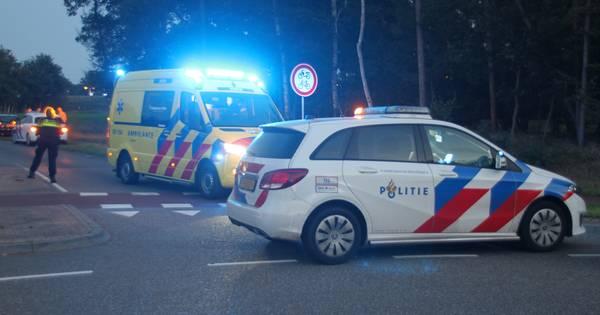 Hardloper aangereden in Nijverdal: met spoed naar ziekenhuis.