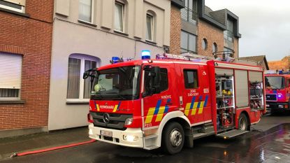 Bewoner merkt rookontwikkeling aan boiler en verwittigt hulpdiensten