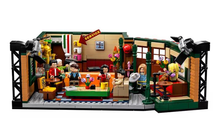 LEGO komt met een Friends verzamelset