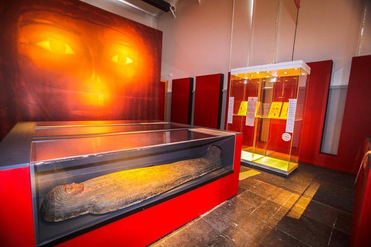 De expo 'Mummies in Bruges' start nu zaterdag in Oud Sint-Jan.
