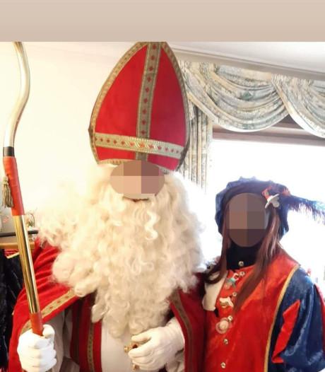 Ex ziet veroordeelde kindermisbruiker bijklussen als Sinterklaas