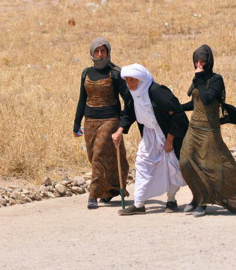 IS verovert weer een stad: christenen op de vlucht