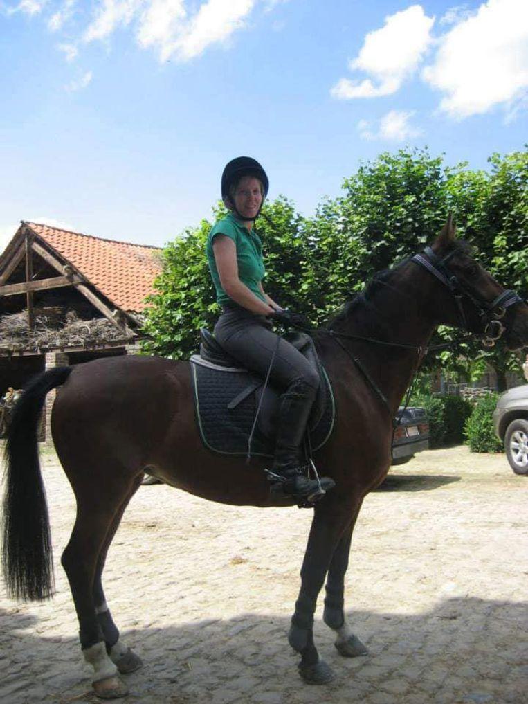 De 15-jariege pony Unanda.