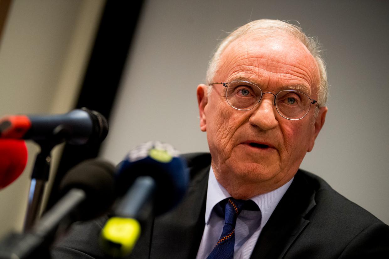 VRT-voorzitter Luc Van den Brande.