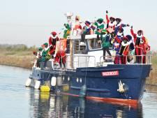 Pakjesboot meert ook in Waspik aan