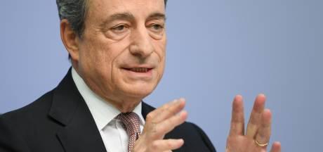 Bankpresident Draghi geeft Tweede Kamer draai om de oren