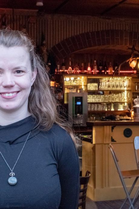 Nieuwe uitbater Katharina wil sfeer van boscafé Merlijn vasthouden