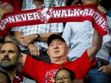 Liverpool's 'You'll never walk alone' klonk veel eerder in Het Diekman