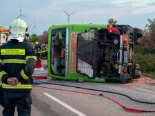 Dode en tientallen gewonden bij ongeval met Flixbus in Duitsland