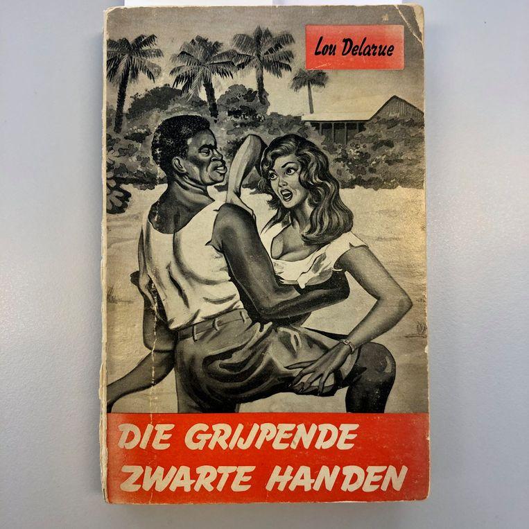 In de jaren zestig nog onder de toonbank – wegens onzedelijkheid, niet het racisme. Beeld