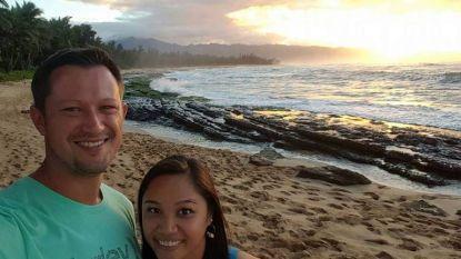 """""""Mijn handen zijn gevoelloos"""": koppel sterft aan mysterieuze ziekte tijdens droomvakantie op Fiji"""