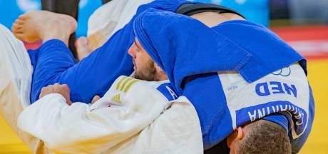 Nederlands kampioenschap judo van de baan