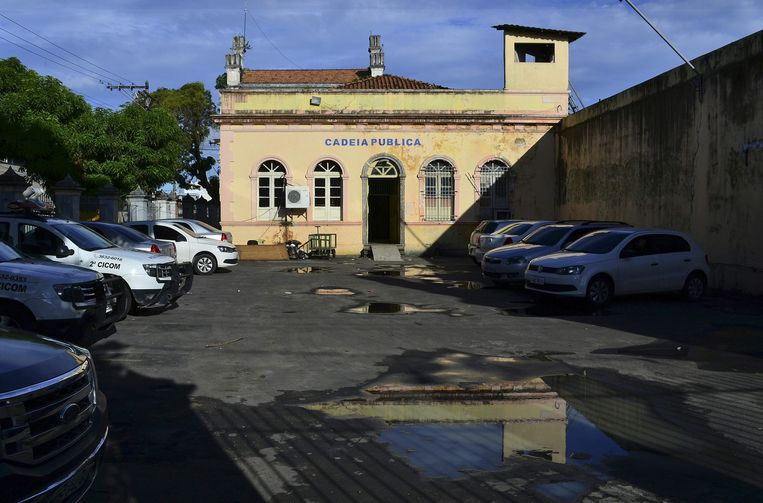 In het complex  Anisio Jobim (Compaj) vielen er vijftien doden door een vechtpartij.