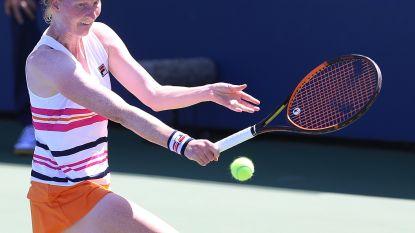 """Van Uytvanck verovert vijfde WTA-titel op Tashkent Open: """"Ik tril nog na van matchbal"""""""