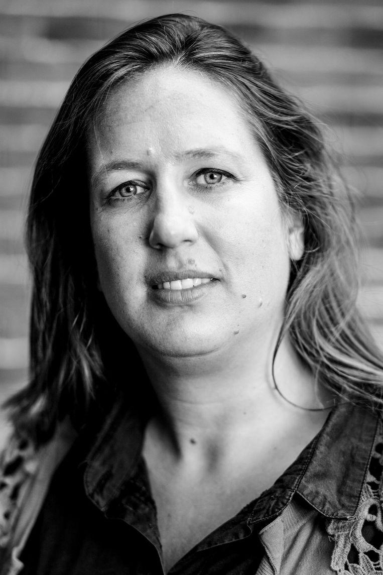 Marjolein Moorman, lijsttrekker PvdA Amsterdam Beeld Femke Boermans