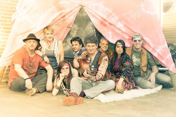 Woodstock Tribute Band.