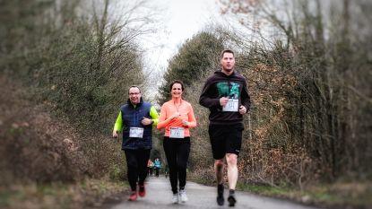 Loop samen 1.000 kilometer tijdens winterjogging