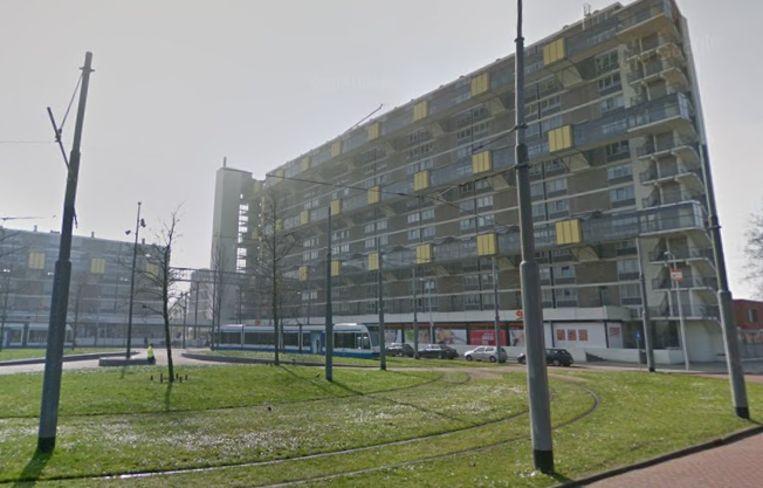 Dijkgraafplein in West. Beeld Google Streetview