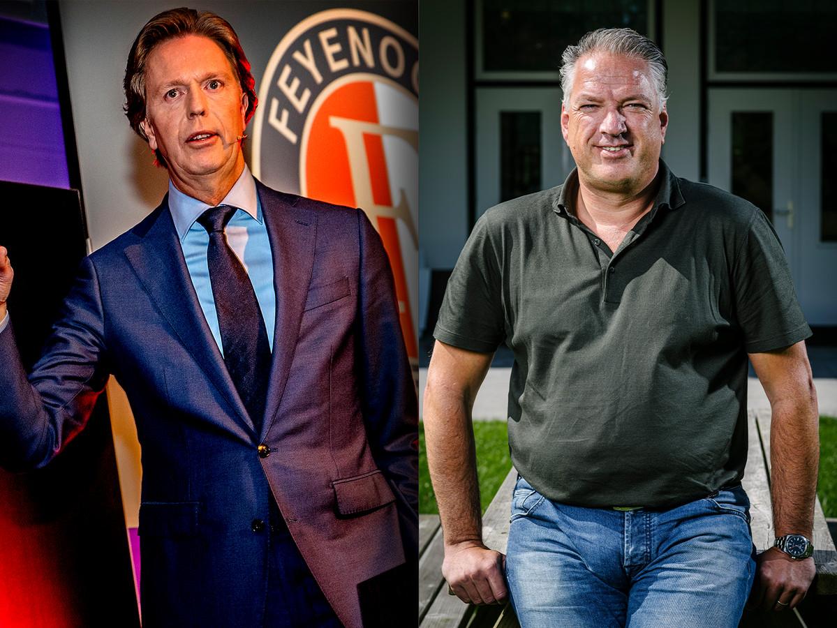Jan de Jong en Mattijs Manders.