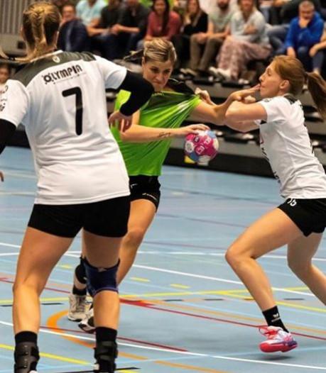 Einde seizoen voor handbalster Carlijn Mulder na nieuwe knieblessure