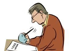'Cartoonist moet lak hebben aan Chinese kritiek'